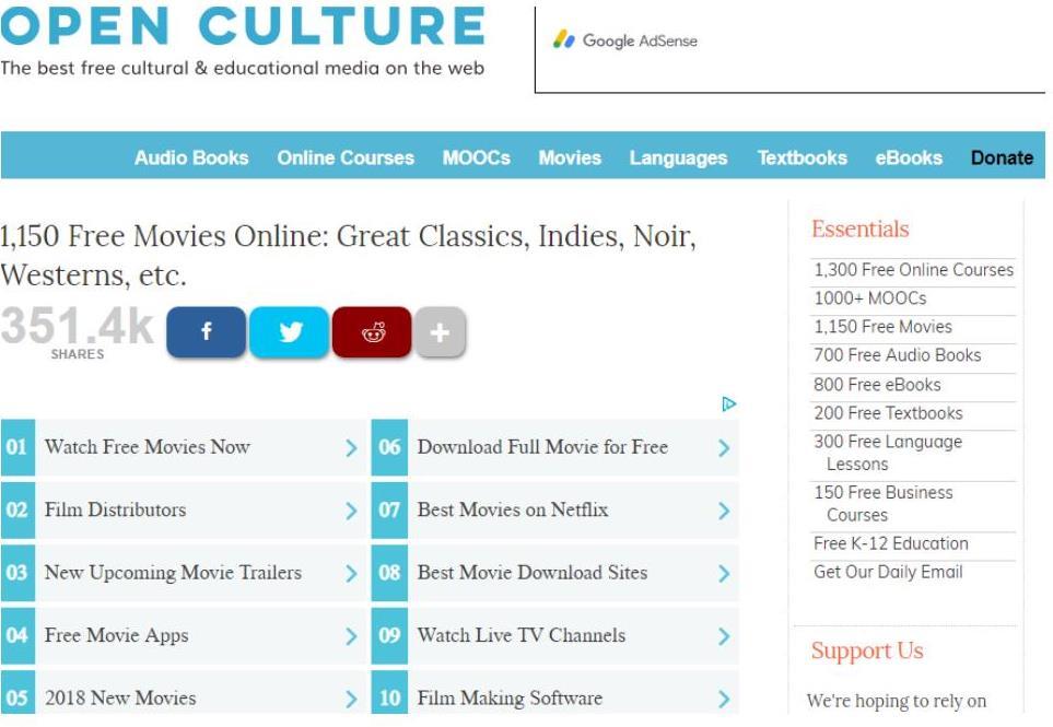 En Iyi ücretsiz Film Indirme Siteleri Bilgiyolcusu