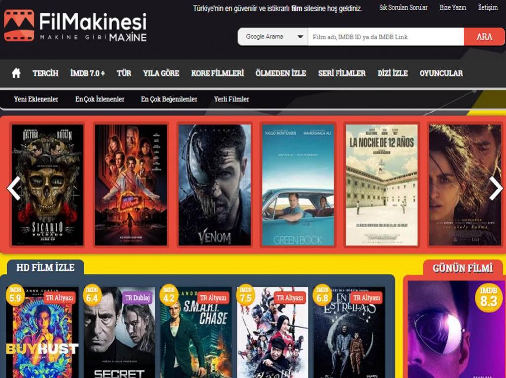 En Iyi Online Film Izleme Siteleri Bilgiyolcusu